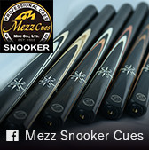 Mezz Snooker Cues