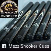 Mezz Snooker Cues